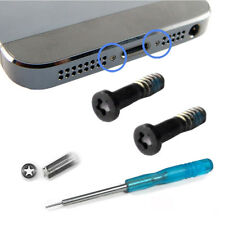 iPhone 5 5C 5S SE Torx Stern Pentalobe Schrauben 2Stück Schwarz, Schraubendreher