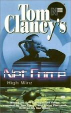 Net Force: Net Force : High Wire No. 14 by Steve Pieczenik, Tom Clancy and...