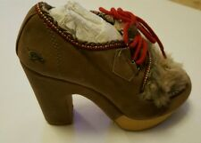 Rocketdog Abrielle Heeled Ladies Boots Shoes UK 3 EUR 36 Brand new in box