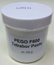 Boron Carbide (Tetrabor) Lapping & Polishing Paste F600 Grit 125 gm Jar