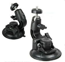 NEW Universal Suction Cup Mount Tripod Holder for Car Window DVR DV GPS Camera