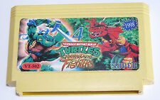 Very Rare Old NES Famicom Famiclone cartridge - TMNT : Tournament Fighters