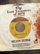 A d Hunter Mystery Ser.: The Lost Treasures of R and B by Nelson George...
