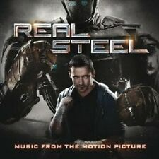 Real Steel-Music from the Motion Picture CD NUOVO