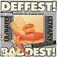 Deffest And Baddest - Wendy O. Williams (2016, CD NIEUW)