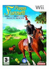 Pippa Funnell: Ranch Rescue NEW and Sealed (Nintendo Wii, 2007)