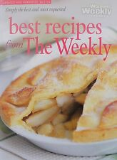 Women's Weekly Best Recipes From The Weekly Large Paperback