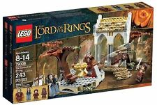 LEGO LOTR Council of Elrond 79006 Brand New Factory Sealed Retired Set
