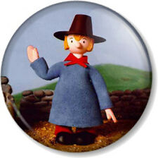 "Windy Miller Camberwick Green 1"" 25mm Pin Button Badge Retro Kids TV Stop motion"