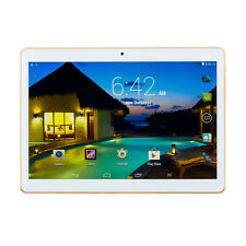 "10"" ZOLL 3G DUAL SIM QUAD CORE 16GB HD ANDROID 4.4.2 TABLET PC WIFI WLAN USB 9,7"