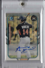2015 Bowman Chrome AVERY ROMERO Auto Superfractor Mini Autograph 1/1