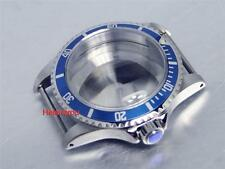 HR 94010 Blue Snowflake WATCH CASE for ETA 2824-2 Submariner 1520 1570 MOVEMENT