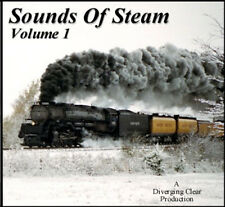Train Sounds On CD: Sounds Of Steam, Volume 1