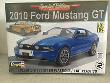 +++ Revell us Monogram 1/25 2010 Ford Mustang GT coupé Plastic Model kit 85-4272