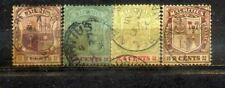 Mauritius Nice Stamps Small Lot  4