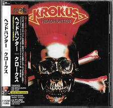 KROKUS Headhunter JAPAN CD w/OBI BVCM 3536 / China Gotthard Amen