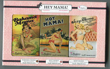 THE BALM Hey Mama! Collection-Bahama Mama,Hot Mama,Sexy MamaAll Full Sized palet