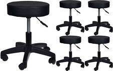 LOT 5~Adjustable Tattoo Salon Stool Hydraulic Rolling Chair Facial Spa Wholesale
