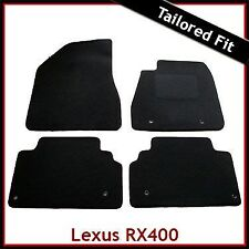 Lexus RX400 Tailored Fitted Carpet Car Mats (2003 2004 2005 2006 2007 2008 2009)