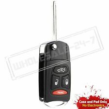 Replacement For 2005 2006 2007 Chrysler 300 Flip Key Case