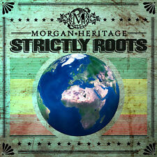 Strictly Roots - Morgan Heritage (2015, CD NIEUW) 040232236143