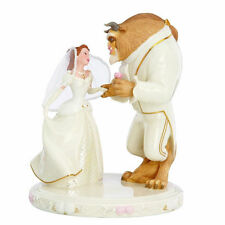 Lenox Belle's Wedding Dreams Cake Topper Disney Figurine *New in Box*