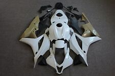 Unpainted Raw ABS Injection Bodywork Fairing Kit for HONDA CBR600RR 2007 2008