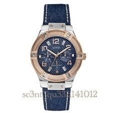 AUTHENTIC GUESS LADIES' JET SETTER WATCH RRP:$349 Brand New