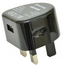 Mercury 421.742 Compact USB Charger 2100mA Suitable for Mobile Devices - New