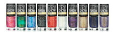 Complete 10 pc Set of MAYBELLINE Color Show NAIL POLISH The BROCADES Collection