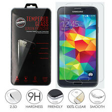 Tempered Glass Screen Protector For Samsung Galaxy S5 / S5 Neo SM-G900W8 G903W