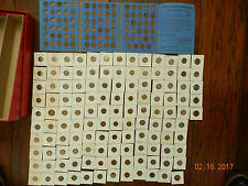 Large lot of Coin Collector Estate - US Lincoln Wheat Cent Pennies! 1909 - 1940!
