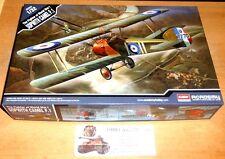 WWI Flugzeug Doppeldecker Sopwith Camel F.1 in 1:32 Academy 12109  Neu