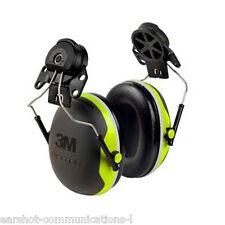 3m Peltor x4p3e Serie Oreja Defensor accesorio de casco versión Nuevo En Caja