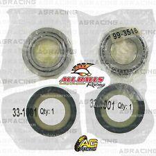All Balls Steering Headstock Stem Bearing Kit For TM MX 125 1996 Motocross