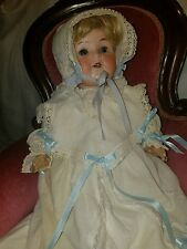 """Antique Armand Marseille A M Bisque Doll Germany 16"""" Doll"""