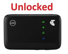 New Unlocked Telstra 4GX Wifi 4G ZTE MF910v Modem Optus Vodafone Black