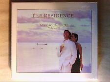 BOITIER 2 CD / THE RESIDENCE / MASSAGE MUSICAL VOL 3 / NEUF SOUS CELLO