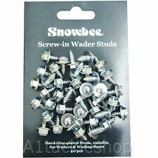 Snowbee Fishing Neoprene Breathable Wader Studs x40