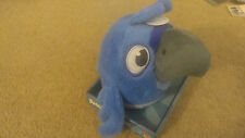 Angry Birds Blue Boy Plush Bird Stuffed Animal With Sound