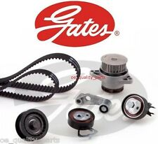 GATES COMPLETE TIMING BELT KIT + WATER PUMP VW GOLF POLO LUPO SEAT LEON 1.6 16V