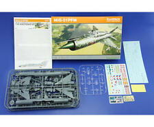 EDUARD 8237 MiG-21 PFM Soviet Supersonic Fighter in 1:48 ProfiPACK!!