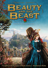 BEAUTY AND THE BEAST (2014 Vincent Cassel) - DVD - Region 1