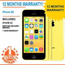 Apple iPhone 5C 8GB Factory Unlocked - Yellow