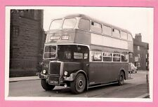 Scottish Bus Photo - Central SMT L494 - 1955 NCounties Leyland Titan PD2/10