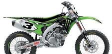 DCOR Monster Energy Kawasaki Graphic Kit 10-20-716 13-5187 862-2111