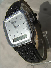 ANCIENNE MONTRE CASIO-701A1,MODEL VINTAGE DAME MULTIFONCTION,CHRONO,DATE &ALARME