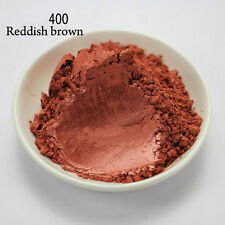 10g Mica Pearl Powder Pigment Soap Candle Cosmetic Colorant Craft brown red
