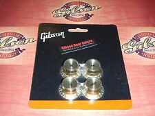 Gibson Les Paul Top Hat Knobs Set Gold Bell Guitar Parts R9 Firebird SG HP ES R7