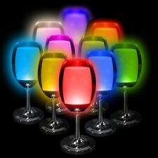3W USB LED RGB Wine Cup Lamp Night Light Bar Club Wedding Home Party Restaurant